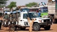 Pemberontak di Republik Afrika Tengah Bunuh 2 Penjaga Perdamaian