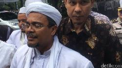 Pengacara Ungkap soal Keberadaan Habib Rizieq di Sentul: Kunjungi Cucu