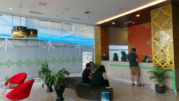 Liburan nyaman di Pesonna Hotel Pekanbaru (Wahyu/detikTravel)