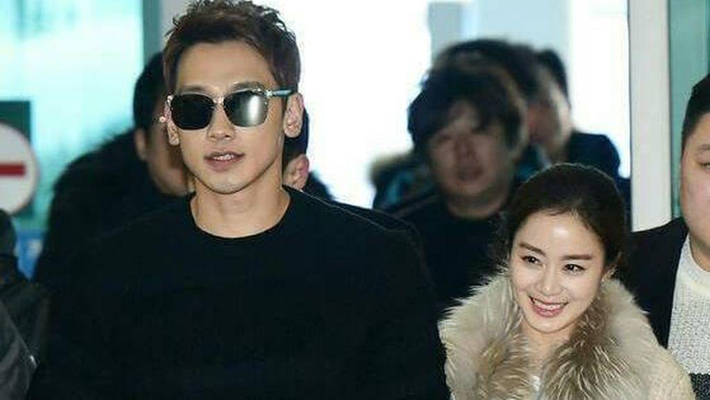 Benvenuti! Rain dan Kim Tae Hee Pilih Italia untuk Babymoon