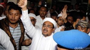 Presidium 212: Tiket Pulang Habib Rizieq Palsu