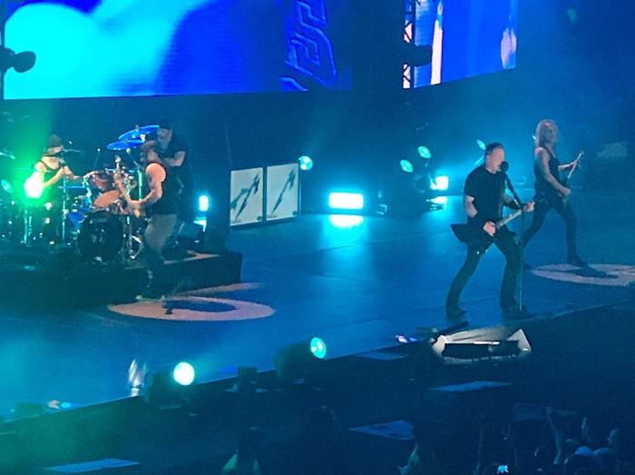 Konser Metallica di Singapura