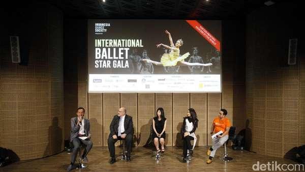 10 Penari Balet Kelas Dunia Akan Tampil di Indonesia