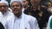 Kapitra Mau Jemput Habib Rizieq, BPN: Sia-sia, Ketemu Jokowi Saja Tak Mau