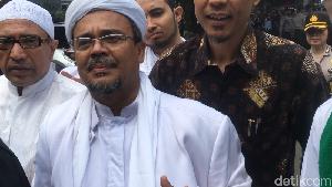 Habib Rizieq Lebaran di Mekah, Salat Id di Masjidil Haram