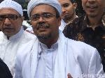 GNPF: Habib Rizieq Diinterogasi Pihak Arab Saudi Selama 5 Jam