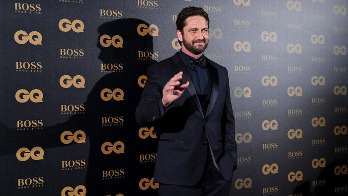 PARIS, FRANCE - NOVEMBER 23:  Actor Gerard Butler attends GQ Men Of The Year Awards at Musee dOrsay on November 23, 2016 in Paris, France.  (Photo by Pascal Le Segretain/Getty Images)