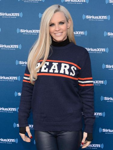 CHICAGO, IL - APRIL 28:  Jenny McCarthy attends during her SiriusXM show from Grant Park in Chicago, IL before the NFL Draft on April 28, 2016 in Chicago, Illinois.  (Photo by Daniel Boczarski/Getty Images for SiriusXM)