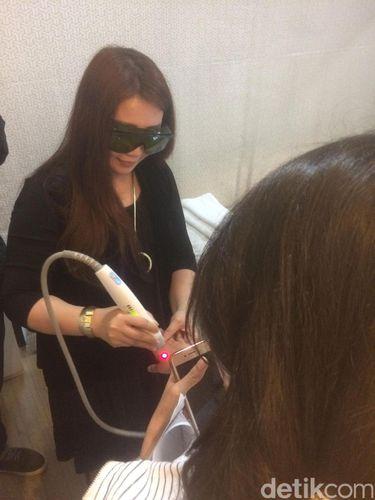 Pertama di Indonesia, Laser Wajah Tanpa Rasa Sakit & Kemerahan