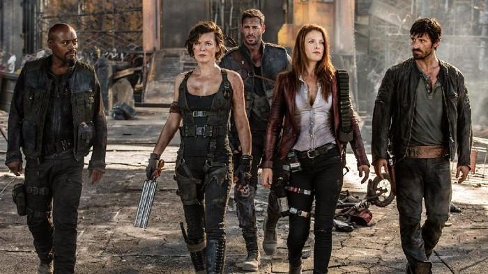 Film Resident Evil - softhard