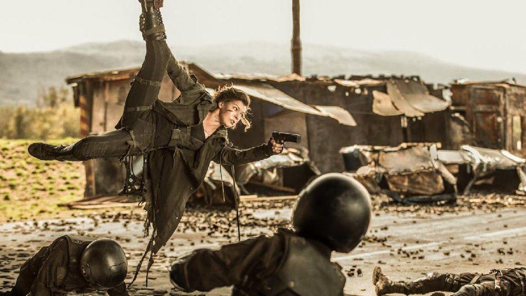 Cedera Tak Kunjung Sembuh, Stuntwoman Resident Evil Tuntut Ganti Rugi Rp 40 M