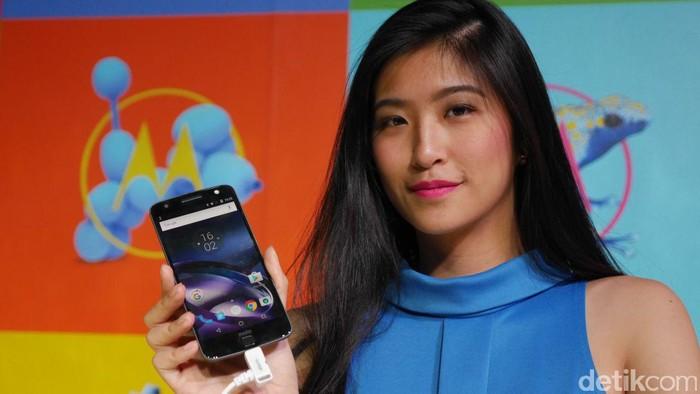 Motorola Moto Z. Foto: detikINET/Anggoro Suryo Jati