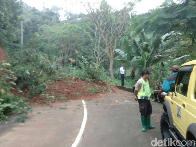 Longsor di Tiga Titik dan Dam Yani Jebol Terjadi di Mojokerto