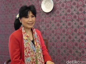 Anne Avantie Bertemu Iriana Jokowi, Ungkap Hal Mengagumkan dari Ibu Negara