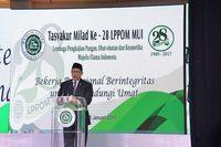 Milad ke-28 LPPOM MUI akan Tingkatkan Layanan Online Sertifikasi Halal