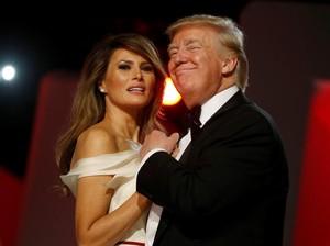 Mengapa Donald Trump Tidak Pernah Pakai Cincin Kawin?