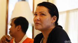 Terkejut Wiranto Ditusuk, Melanie Subono: Jahat Banget!