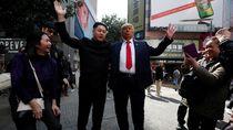 Ini Respons Korut Soal Batalnya Pertemuan Trump dan Kim Jong Un
