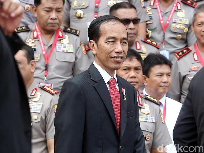 Jokowi Bertolak ke Ambon Hadiri Peringatan Hari Pers Nasional