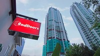Gas Pol! RedDoorz Patok Target Bikin 3.000 Hotel Tahun Depan