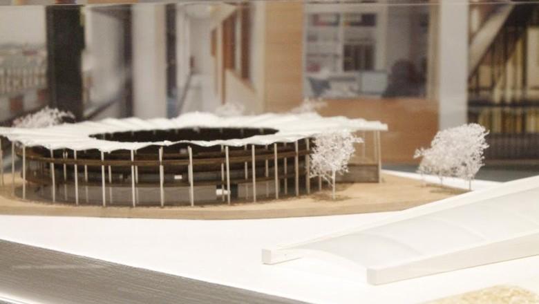 Menonton Pameran Arsitektur Kelas Dunia Sembari Mencari Inspirasi