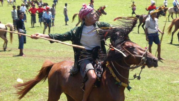 Festival Kuda Pasola di Sumba