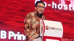 Tigor Siahaan Mundur dari Kursi Presdir CIMB Niaga