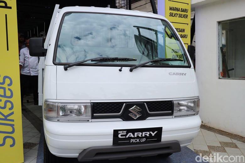 Suzuki Carry. Foto: Dina Rayanti