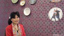 Bantu Desainer Difabel, Anne Avantie Bawa Rahmat Hidayat ke Semarang