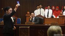 Jokowi Didesak Bentuk Pansel Pengganti Hakim MK Maria Farida