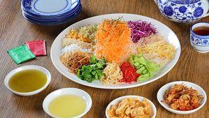 Fook Yew Sajikan Bebek Panggang dan Yee Shang Kepiting Soka