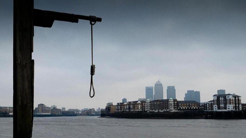 Tiang Eksekusi Hukuman Mati Bajak Laut