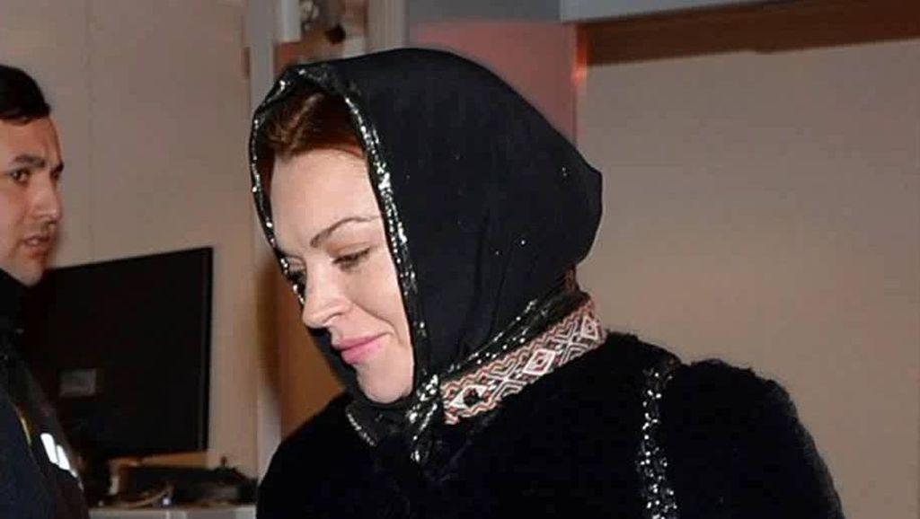 Di Tengah Pandemi, Lindsay Lohan Janjikan Comeback