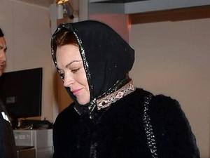 Ini yang Dirasakan Lindsay Lohan Setelah Membaca Alquran