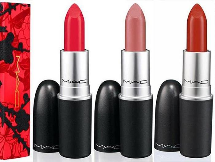 Lipstik MAC. Foto: Dok. MAC Cosmetics