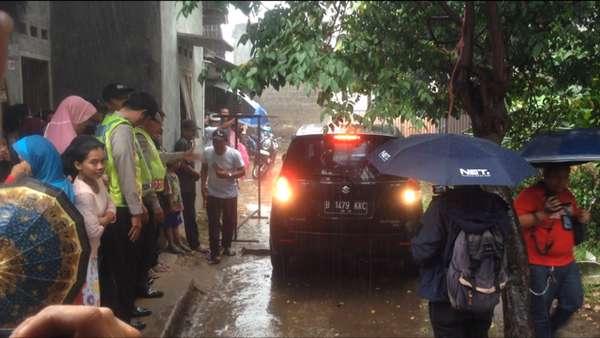 Polisi Gelar Rekonstruksi Pembunuhan Mahasiswi Murniati