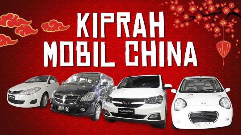 Kiprah Mobil China. Foto: detikcom