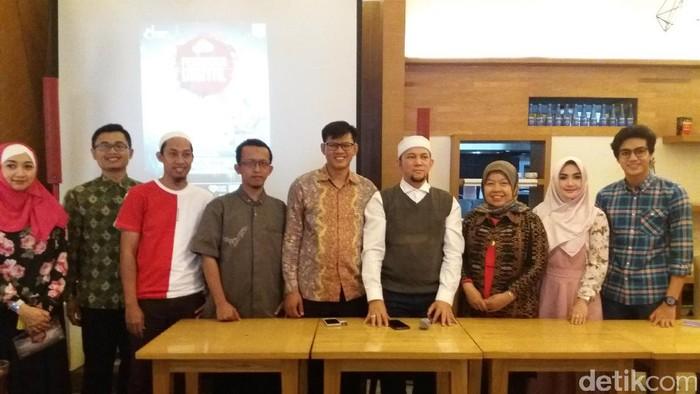 Dompet iHAQi Peduli meluncurkan Program Pesantren Digital (Hary Lukita Wardani/detikcom)