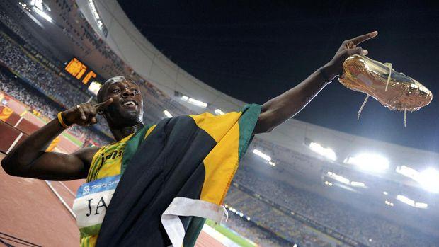 Usain Bolt memiliki minat besar menjadi pesepakbola setelah pensiun dari lintasan lari.