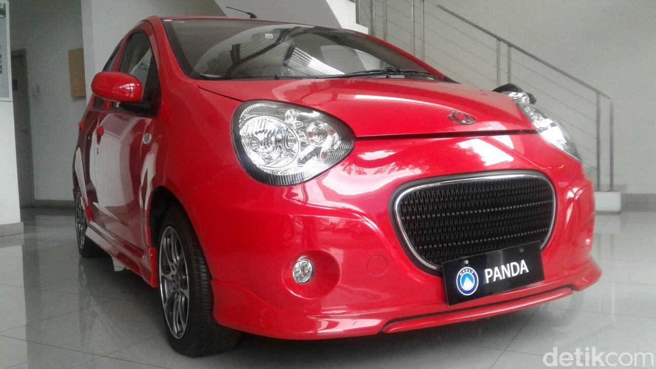 Mobil-mobil dari merek China, Geely