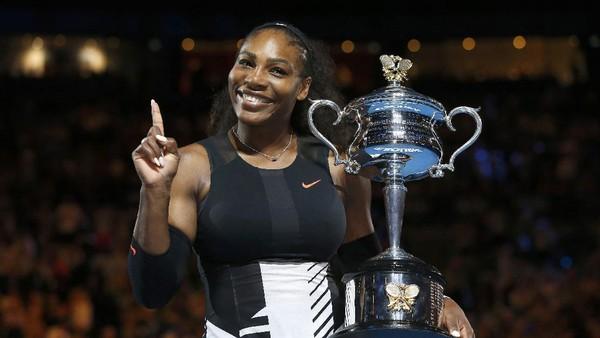 Serena Ratu Australia Terbuka 2017