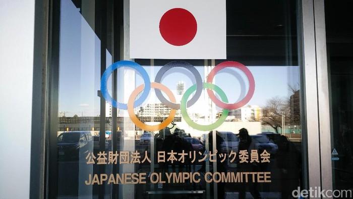 Olimpiade 2020 di Jepang akan memiliki medali yang terbuat dari sampah elektronik. Foto: detikSport/Doni Wahyudi