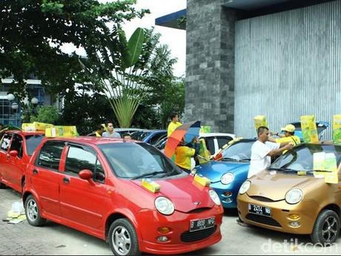 Masih Ingat Nggak? Mobil China Ini Pernah Hiasi Jalanan Indonesia