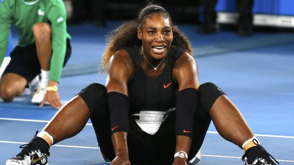 Rekor dan Pencapaian Serena Williams