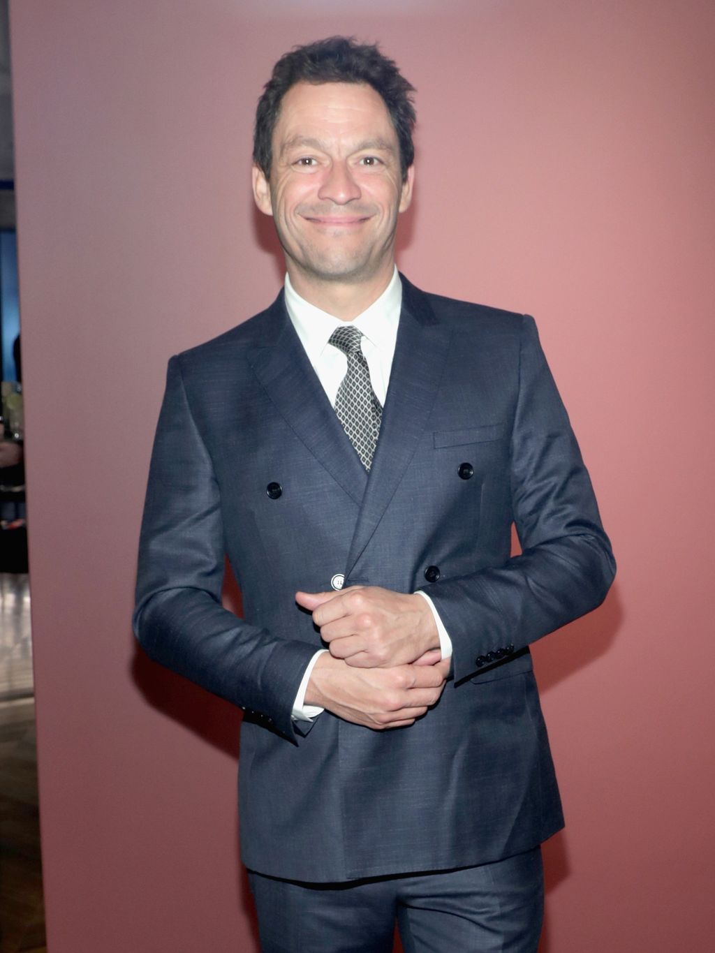 NEW YORK, NY - NOVEMBER 14:  Actor Dominic West attends the celebration of 'The Tale of Thomas Burberry' with Sienna Miller and Dominic West at Burberry Soho on November 14, 2016 in New York City.  (Photo by Cindy Ord/Getty Images for Burberry)
