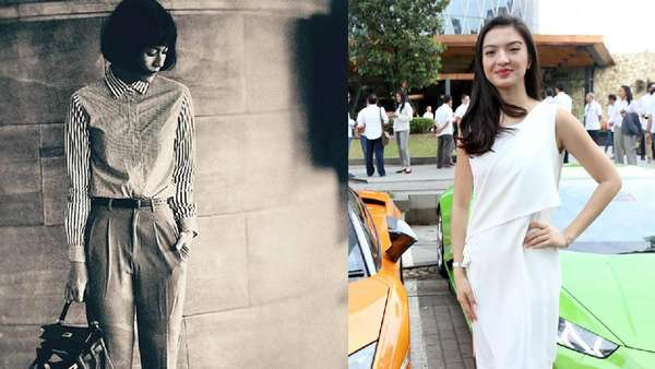 Dian Sastro Bikin Heboh, Raline Shah di Antara Dua Mobil Sport