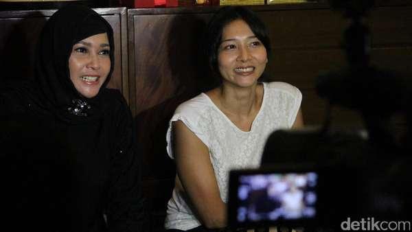 Ucapan Perpisahan Mey Chan di Ulang Tahun Maia Estianty