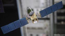 Satelit Telkom-3 Sudah Jatuh ke Bumi, Tapi Jadi Misteri