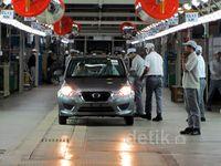 Pabrik Datsun Purwakarta.