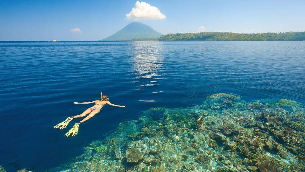 Januari-November 2018, Ada Seratusan Ribu Turis Asing ke Sulut